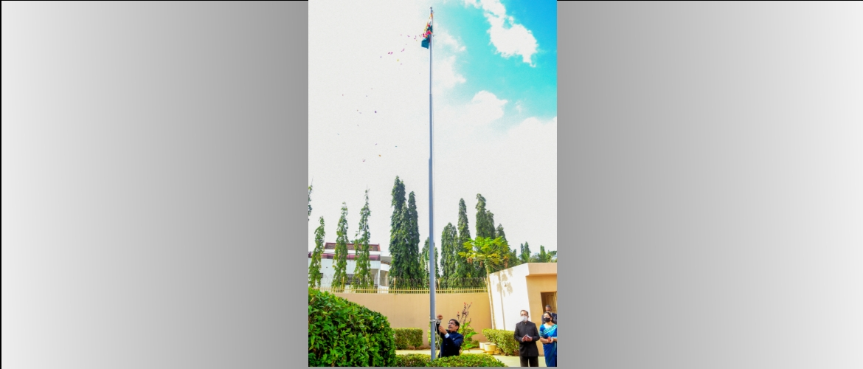 75th Independence Day of India AzadiKaAmritMahotsav Celebrations by Embassy of India, Lomé-Togo