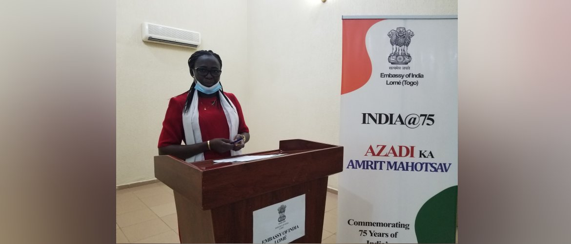 To commemorate #IndiaAt75 Amrit Mahotsav , EOI Lome held an interaction with ITEC(Indian Technical and Economic Cooperation) Alumni on July 30 to highlight the role of capacity-building partnership in India-Togo bilateral relations.